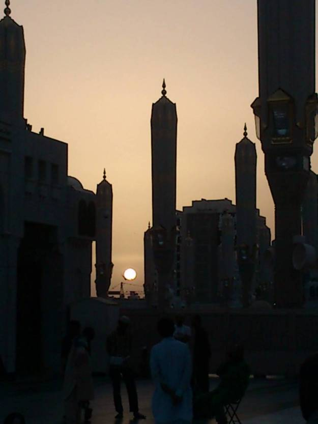 nabawi sunrise